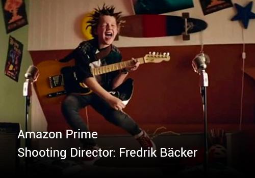 amazon Prime Fredrik Bäcker